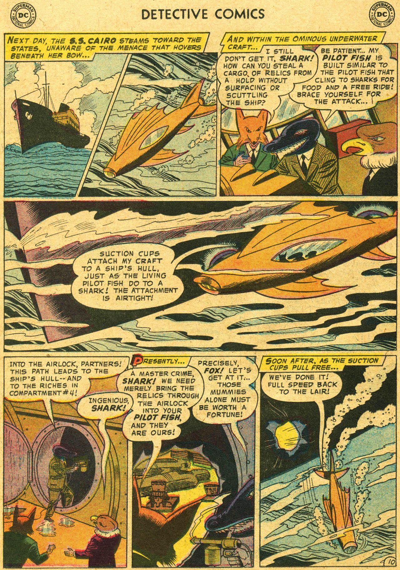 Read online Detective Comics (1937) comic -  Issue #253 - 12
