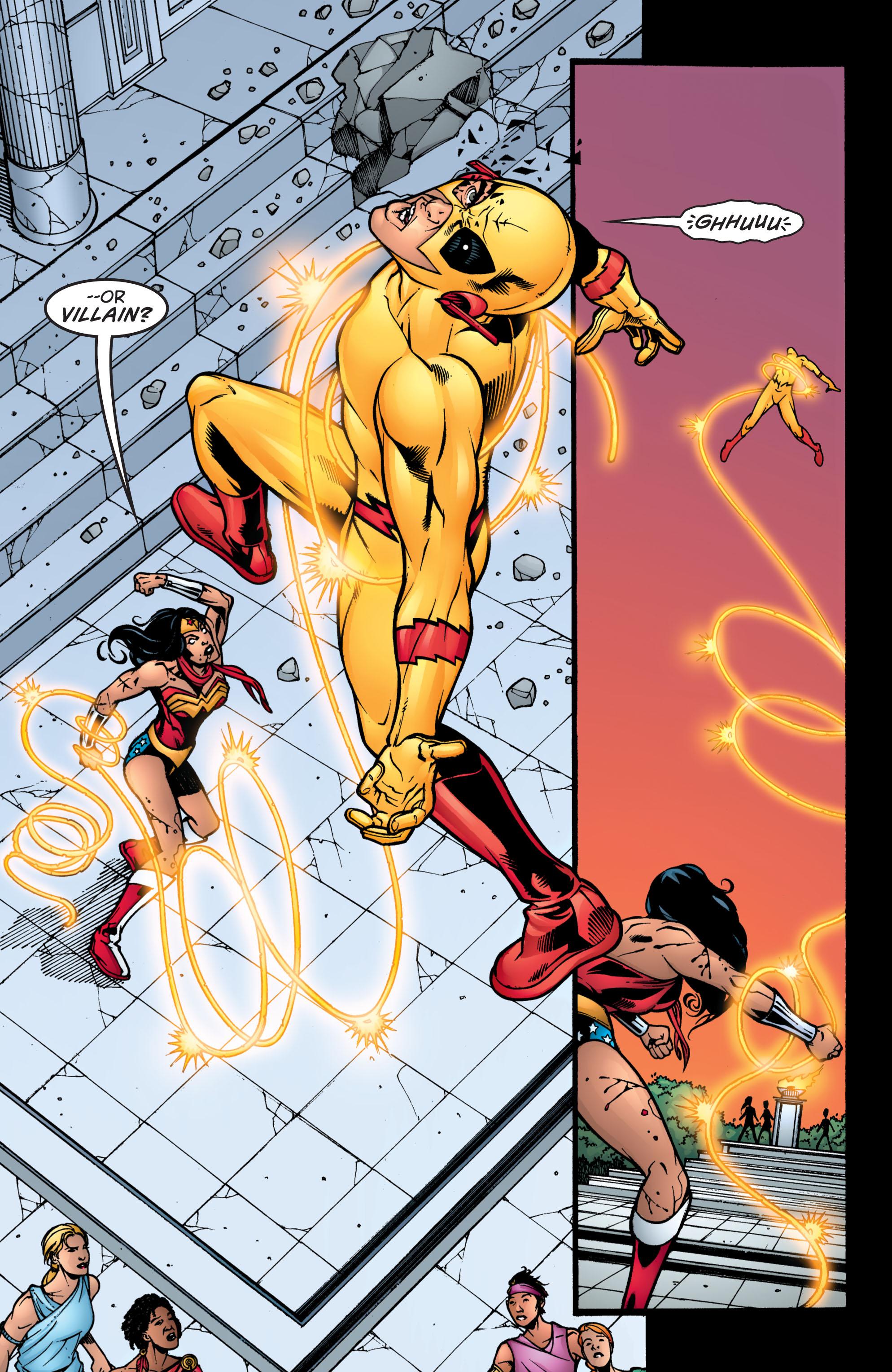 Read online Wonder Woman (1987) comic -  Issue #214 - 17