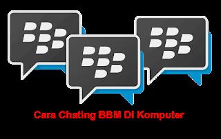Cara BBM, WhatsApp, Line Chating Di Komputer Atau Laptop Tanpa Emulator cover
