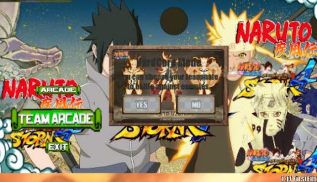 Naruto senki 2.0 mod apk  android