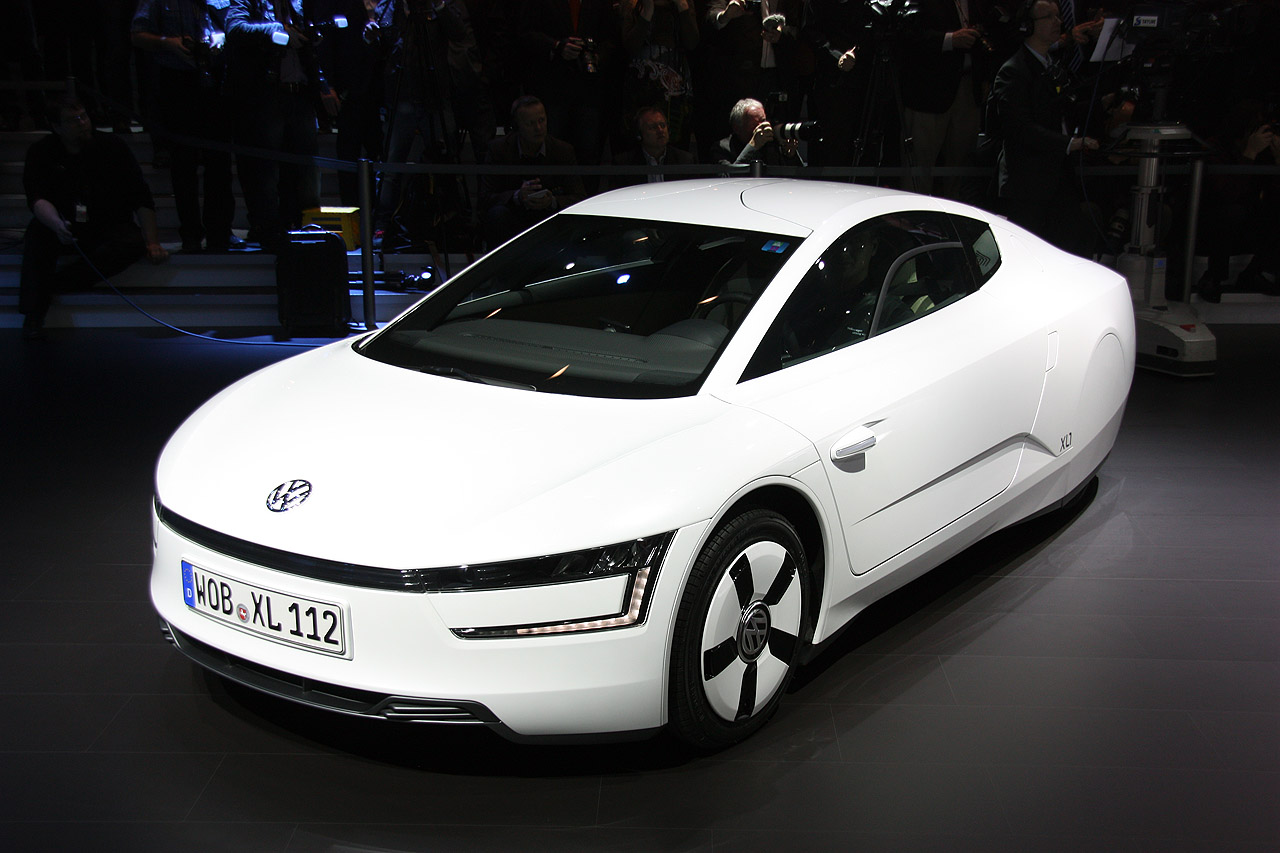 volkswagen xl1 261 miles per gallon latest concept cars and bikes. Black Bedroom Furniture Sets. Home Design Ideas
