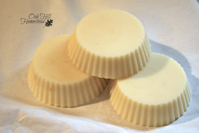 How to make hard lotion bars