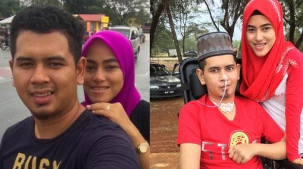 Subhanallah .. Berkat Ketabahan Seorang Isteri, Suami Kini Kian Pulih  Puan Siti Rohayu.