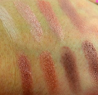 Naked 3 - eyeshadow palette - Urban Decay - make up - review - swatches