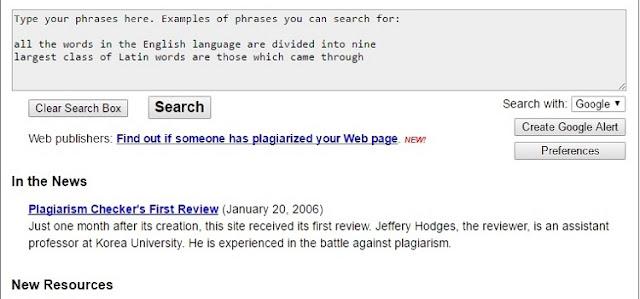 Plagiarism Checker Plagiarism Detector