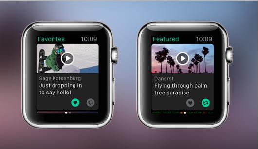 Cara unggah video ke vine app