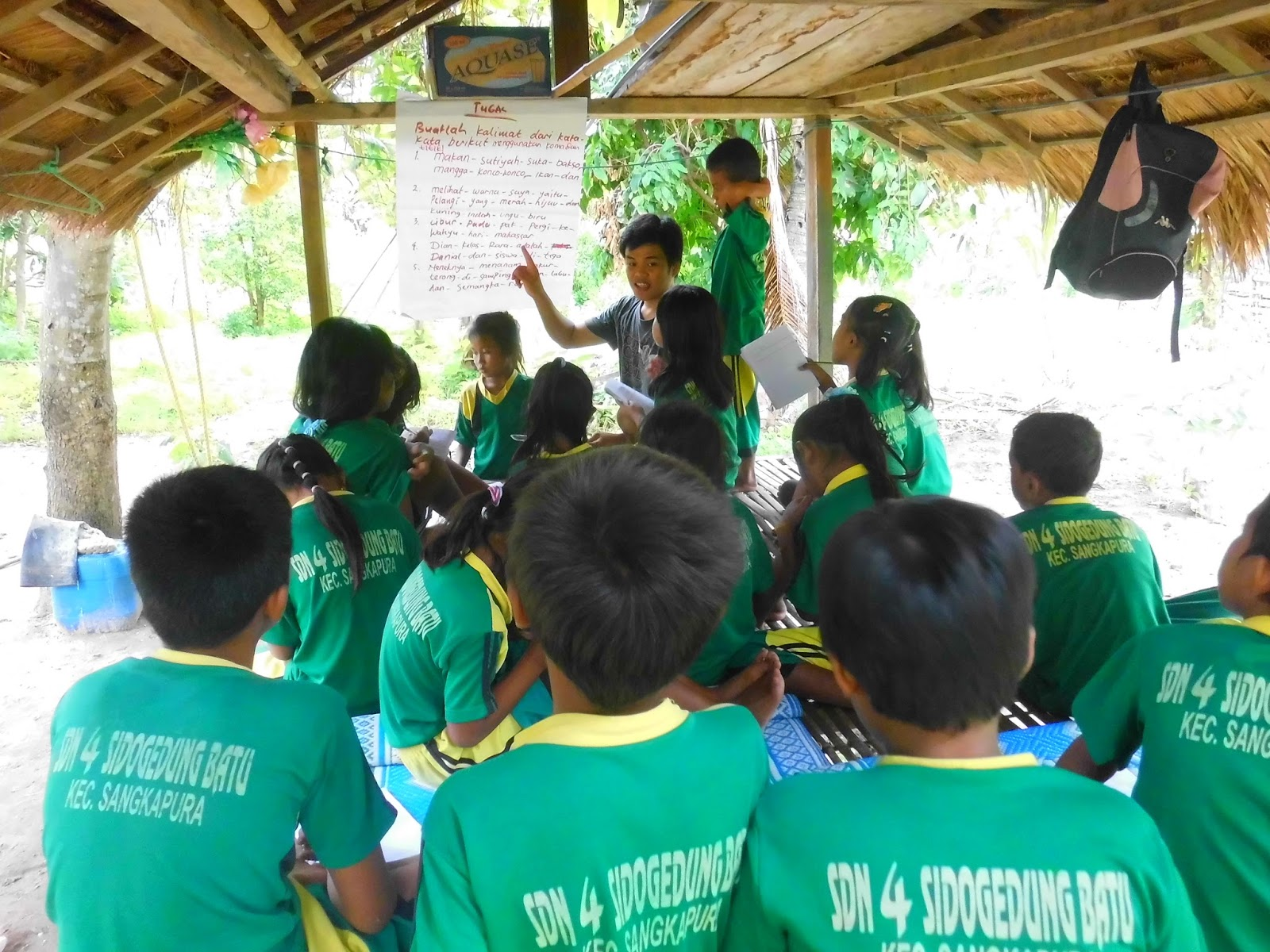 Catatan Si Guru Bantu Essay Calon Pengajar Muda Indonesia Mengajar