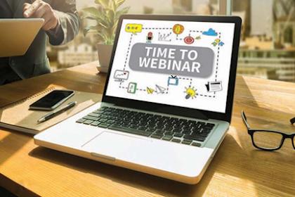 Pengertian Webminar dan Seminar Secara Lengkap