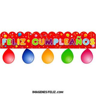 Cumpleaños Para Imprime