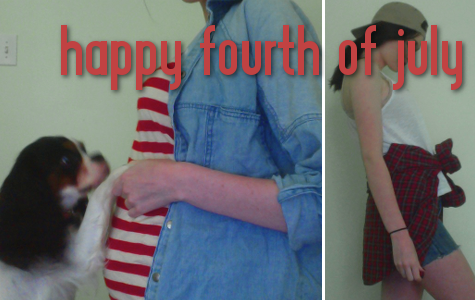 Feeling Patriotic Outfits for Fourth of July