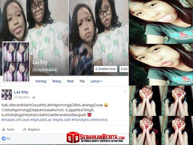 Masih Kecil, Tapi Status-Status di Facebook Remaja Wanita ini Bikin Prihatin Banget Loh !!!