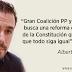 """Alberto Garzón: """"las oligarquías quieren una izquierda domesticada"""" para una segunda Transición"""