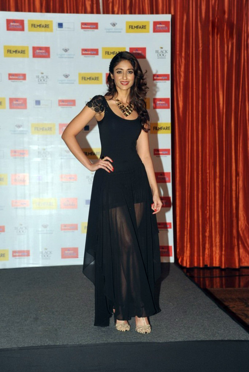 Ileana Latest Photos In Black Dress