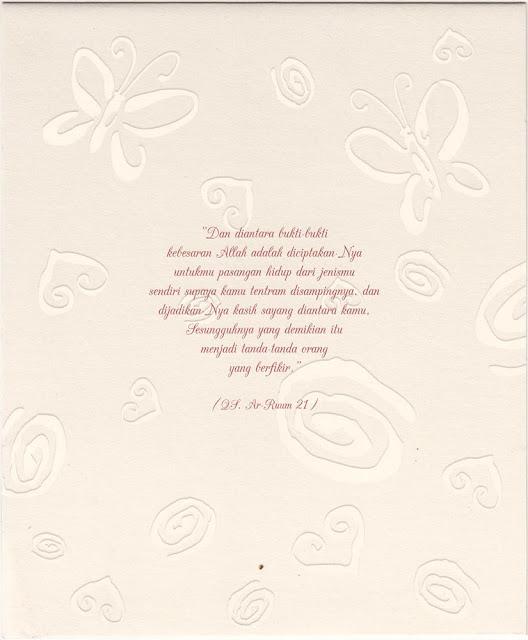 undangan pernikahan Softcofer Murah Elegan - Erba 8882