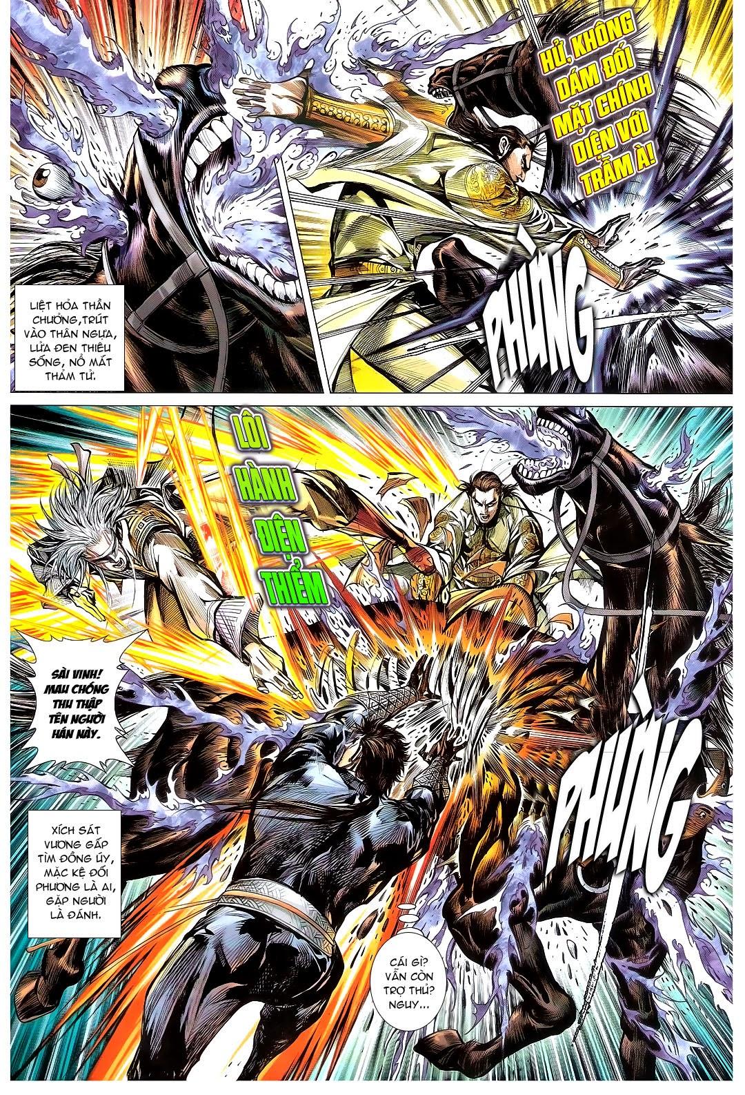 tuoithodudoi.com Thiết Tướng Tung Hoành Chapter 110 - 25.jpg