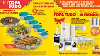 Participar Promoção Jornal Daqui Aniversário 2017 Cozinha Completa