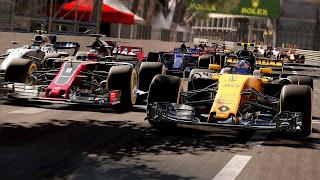 F1 Mobile Racing Wallpaper