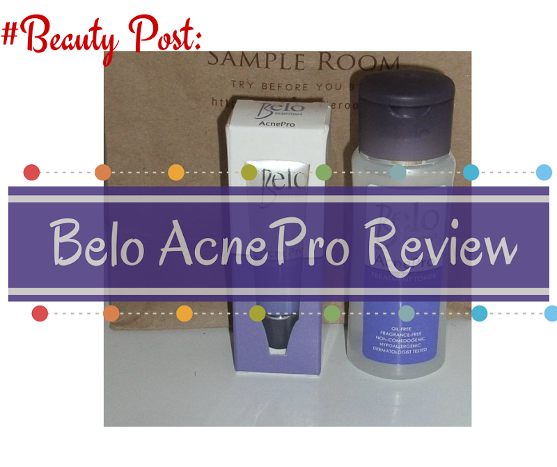 #BeautyPost: Belo AcnePro #ProductReview