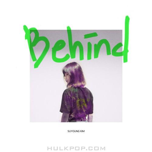 Kim Suyoung – Behind – EP