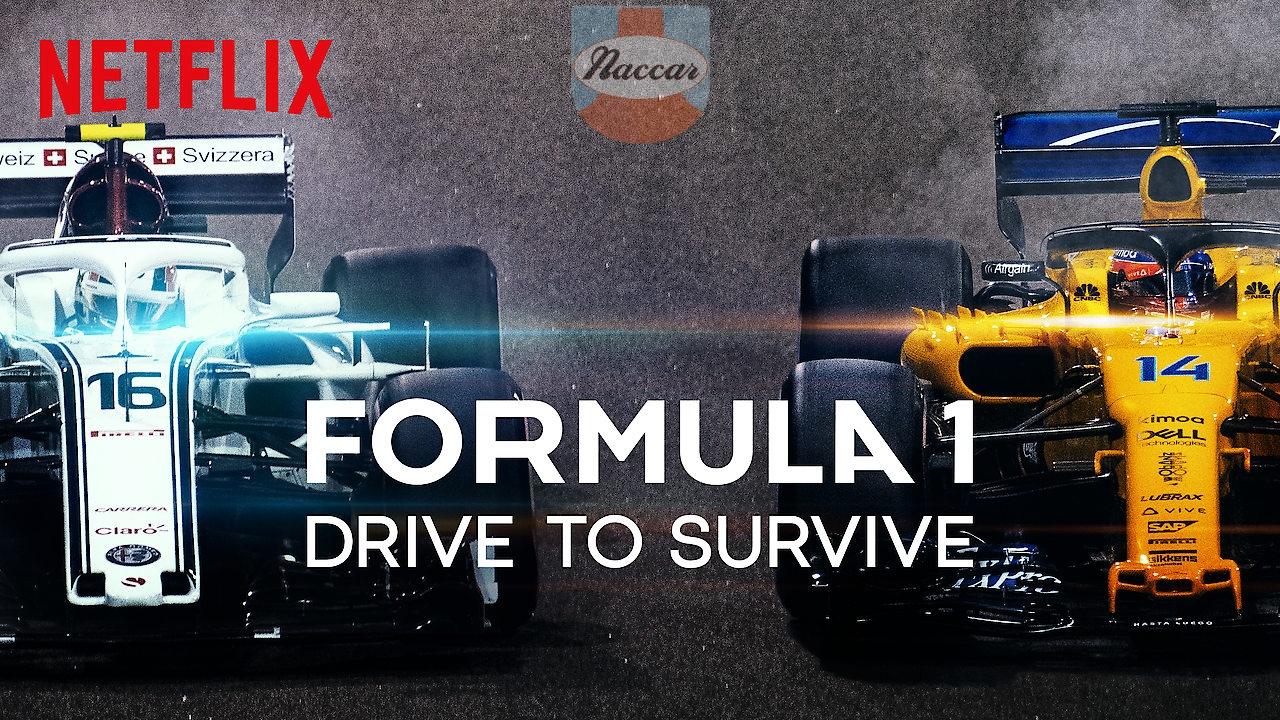Fórmula 1: Dirigir para Viver [Duplo Áudio - DOWNLOAD]