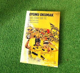 Oyunu Okumak Sarı Siyah Bir Yıl kitap