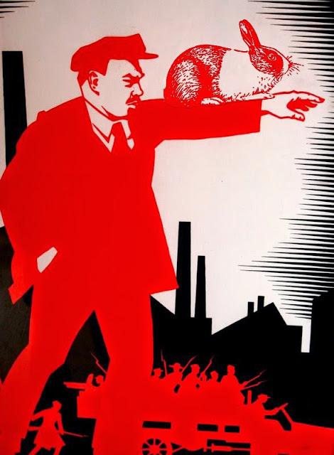 Η μετάβαση του φονικού κουνελιού στην επαναστατική Ρωσία