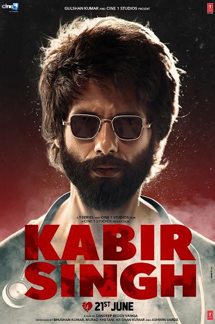 Kabir Singh 2019 Hindi Movie Pre-DVDRip 500Mb Download Google Drive