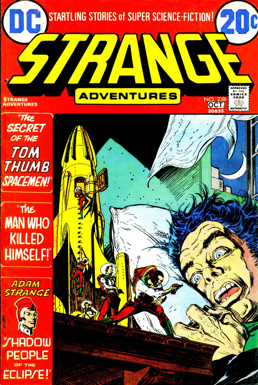 Strange Adventures (1950) 238 Page 1