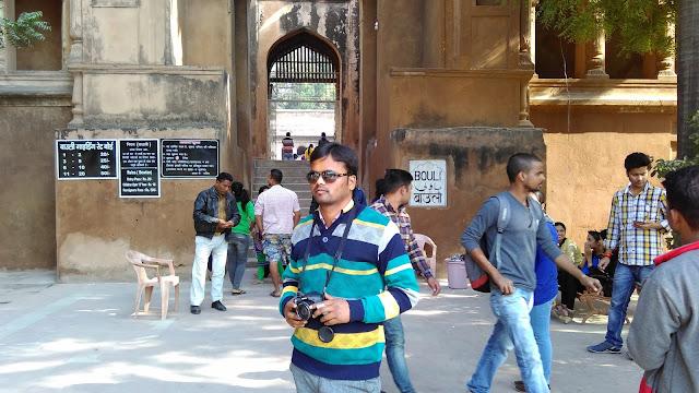 shahi baoli entrance