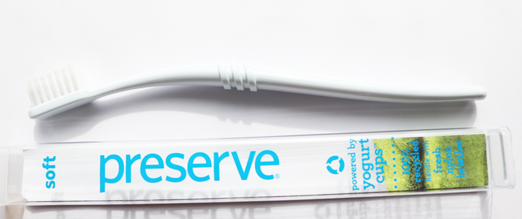 Preserve Toothbrush review