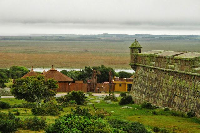Fortaleza de Santa Teresa, no Uruguai.