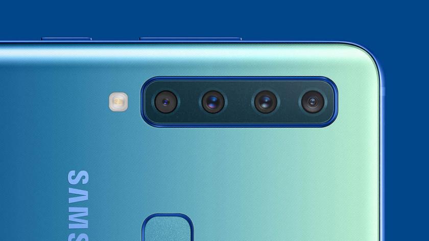 سامسونج تكشف عن هاتف Galaxy A9 مع أربع كاميرات خلفية