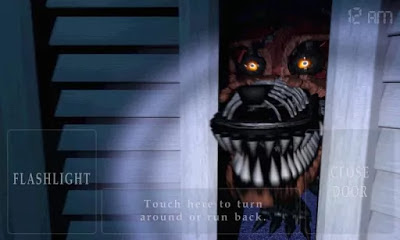 Five Nights At Freddy's 4 v1.1 Apk for Android