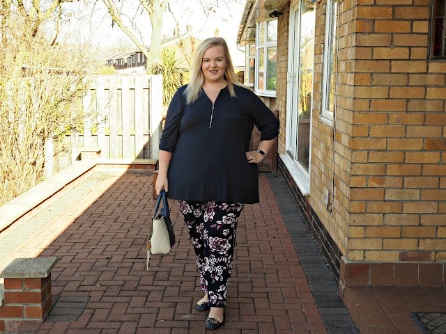 Plus Size Fashion as a teenager. Yours Clothing for women and BadRhino for big and tall men review