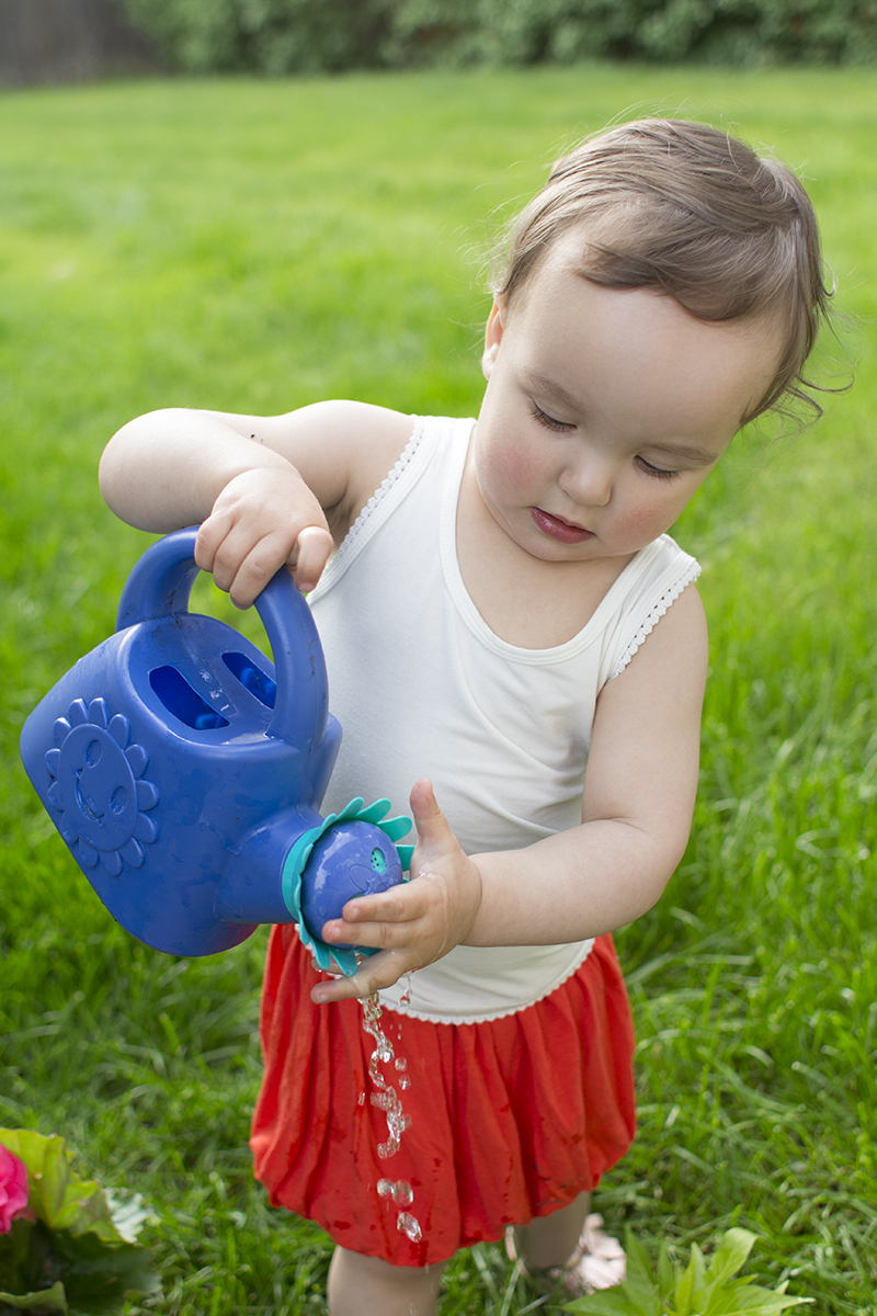 Fun summer activities with toddlers
