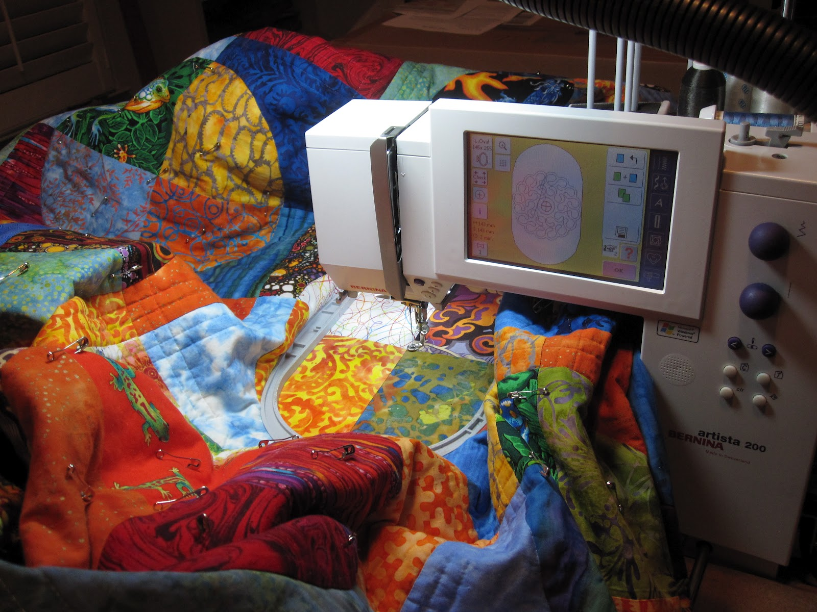 The Cheaters Ultimate Guide To Quilting With Your Embroidery Module