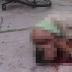 Asesinan a balazos a hombre mientras circulaba en su bicicleta, en Jáltipan