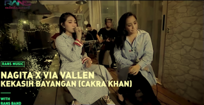 Lagu Via Vallen Feat Nagita-Lagu Via Vallen Feat Nagita Mp3-Lagu Via Vallen Feat Nagita Kekasih Bayangan-Lagu Via Vallen Feat Nagita Kekasih Bayangan Mp3 Gratis