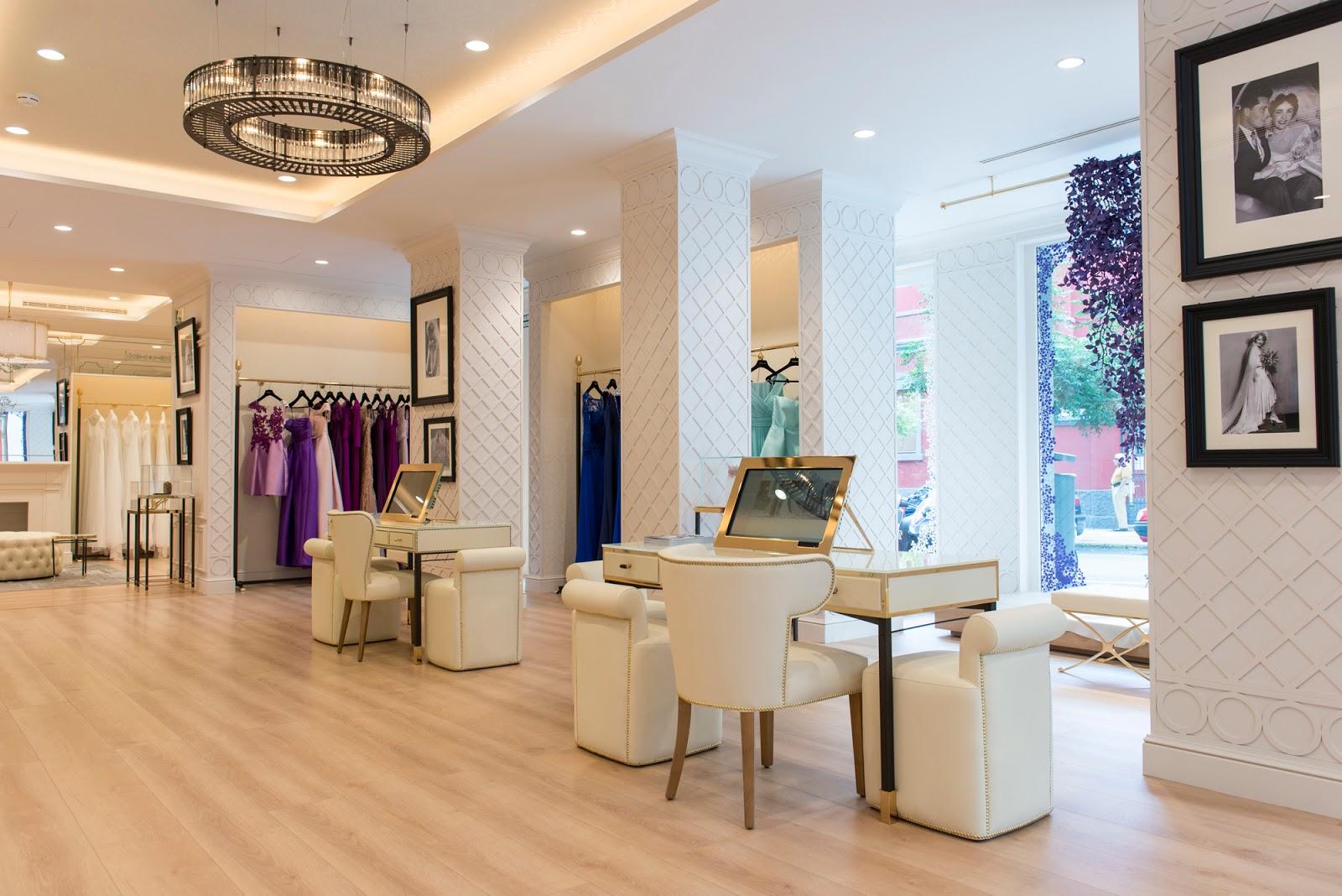 Pronovias inaugura tienda en las palmas de gran canaria - Showroom las palmas ...