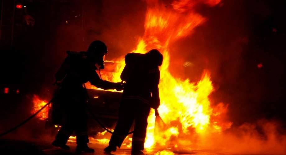 Στις φλόγες εν κινήσει Ι.Χ. στην Κασσάνδρα Χαλκιδικής