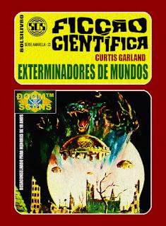 bolsilivro sos ficção científica cedibra série amarela curtis garland exterminadores mundos