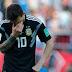 Fútbol: Messi falla penal en amargo empate de Argentina e Islandia