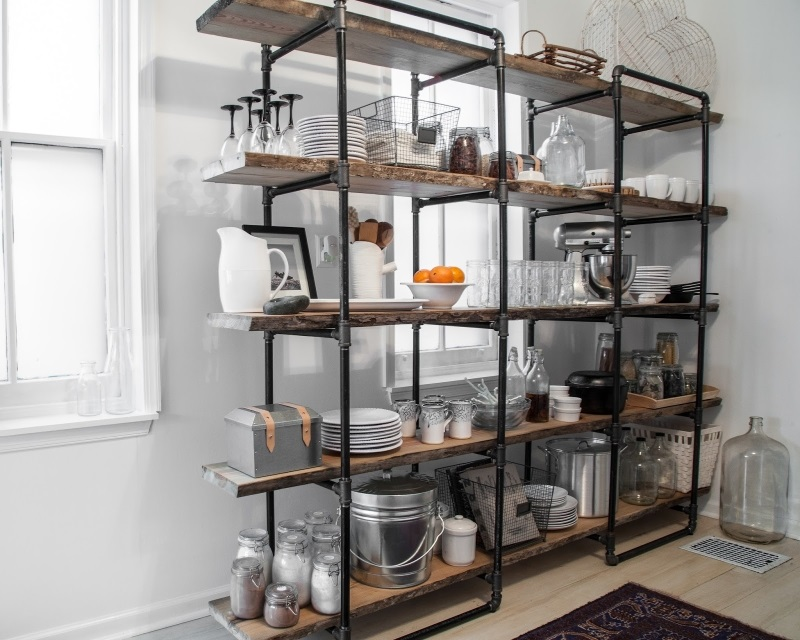 The Art of Choosing Shelving Units