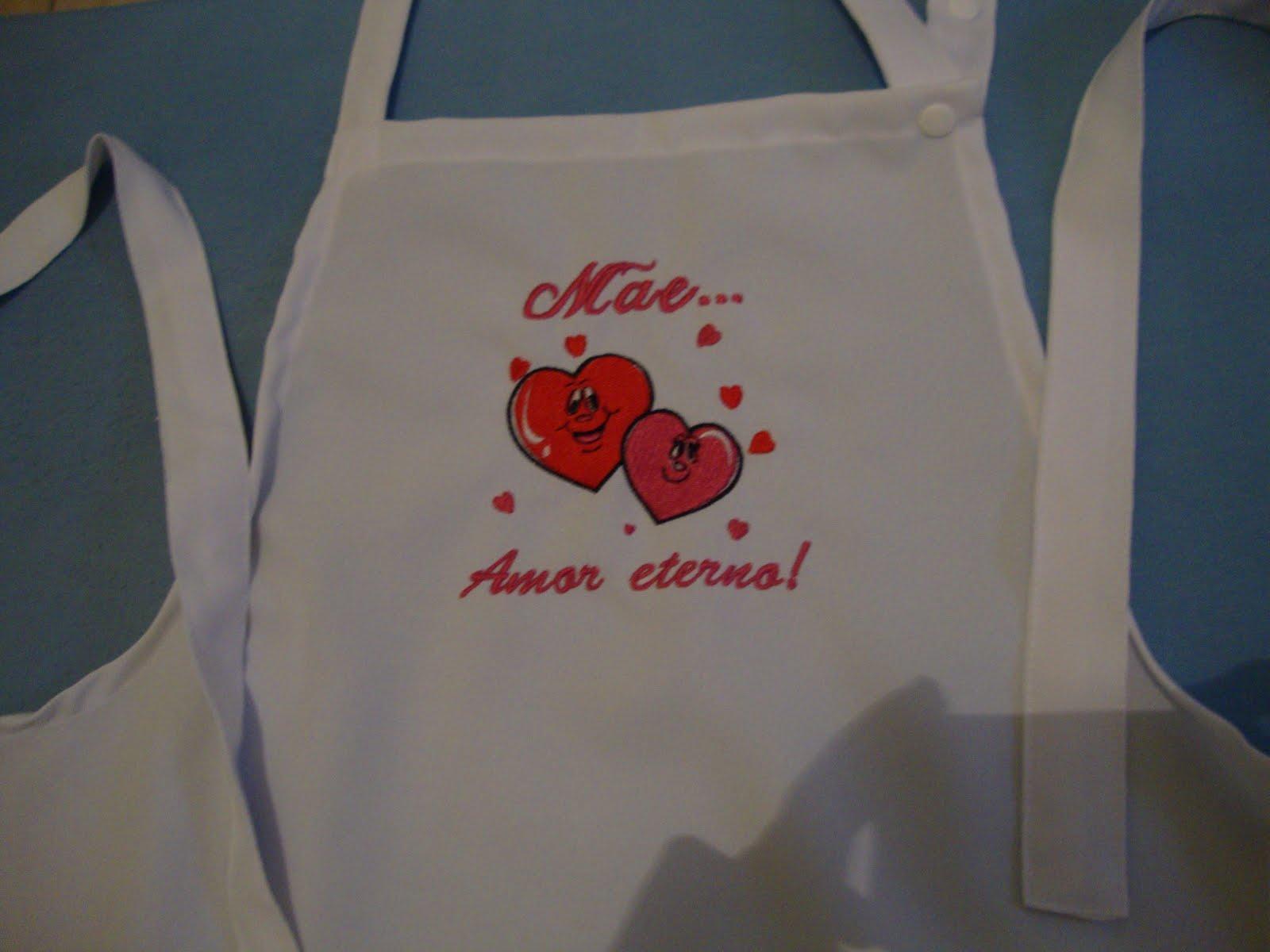 f2f0deb52 DiBabar - Produtos Personalizados: Avental Dia das Mães