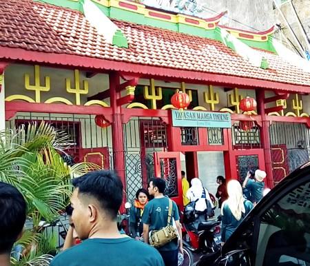 Pecinan di Makassar - Mugniar