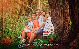 fotografías de familia