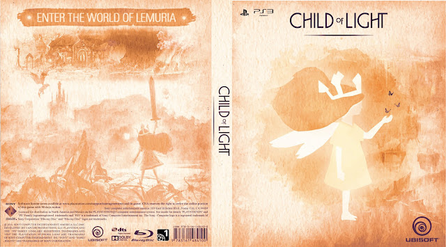 Capa Child Of Light PS3