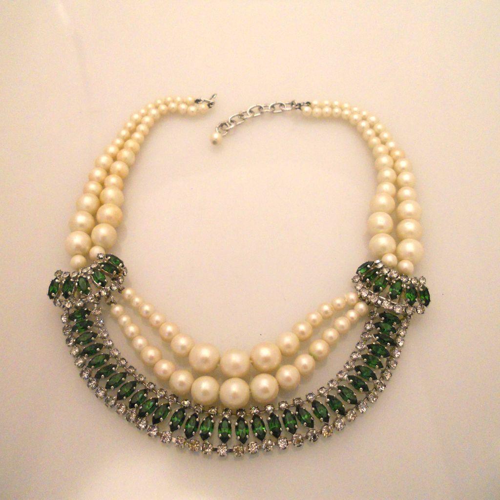 Vintage Rhinestone Jewellery 92