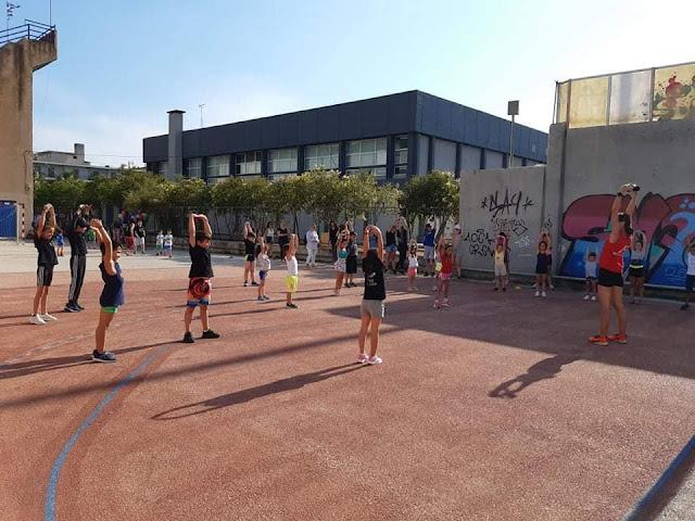 """Μία υπέροχη γιορτή Τριάθλου από τον Αθλητικό Σύλλογο """"Νηρηίδα"""" στο Ναύπλιο"""