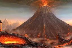 Mengenang letusan gunung Krakatau yang mengerikan 200 tahun yang lalu